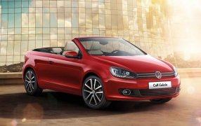 Alfombrillas Golf 6 Tipo 1