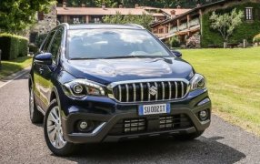 Alfombrillas S-Cross Tipo 1 Facelift