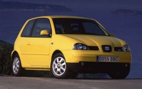 Alfombrillas Seat Arosa.
