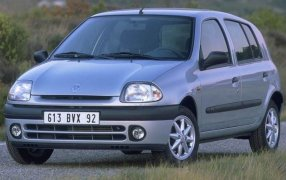 Renault Clio Tipo 2