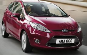 Ford Fiesta Tipo 3