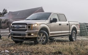 Alfombrillas F150 King Ranch
