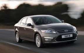 Ford Mondeo  Tipo 4
