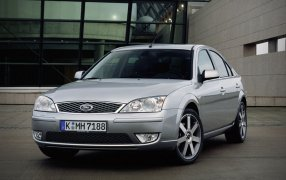Ford Mondeo  Tipo 2