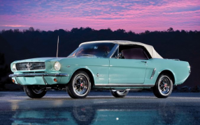 Ford Mustang Type 1