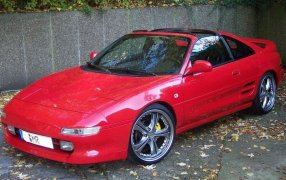 Toyota MR2 Tipo 2