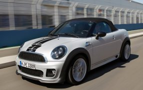 Alfombrillas Mini Roadster .