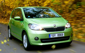Skoda Citigo Type 1