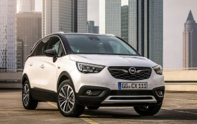 Alfombrillas Opel Crossland X
