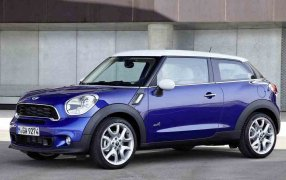 Alfombrillas Mini Paceman .