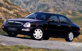 Alfombrillas Ford Scorpio.
