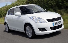 Suzuki Swift Tipo 3
