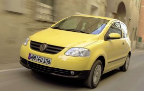 Alfombrillas Volkswagen Fox.
