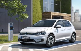 Alfombrillas Volkswagen e-Golf.