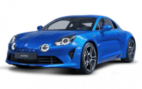 Alfombrillas Alpine A110.