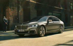 BMW Serie 7 G11 Facelift