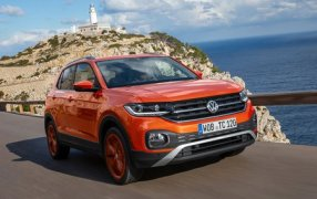 Alfombrillas Volkswagen T-Cross.