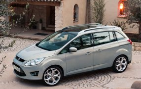 Ford C-MAX Tipo 2