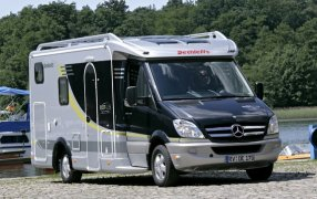 Alfombrillas Mercedes  Sprinter 3