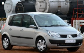 Renault Scenic Tipo 2