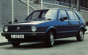 Alfombrillas Volkswagen Golf 2.