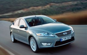 Ford Mondeo  Tipo 3