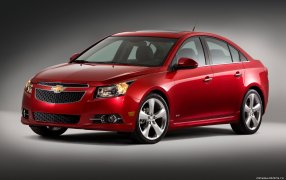 Alfombrillas Chevrolet Cruze.
