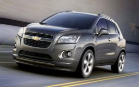 Alfombrillas Chevrolet Trax