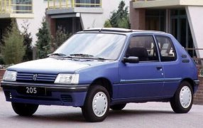 Peugeot 205 Tipo 1