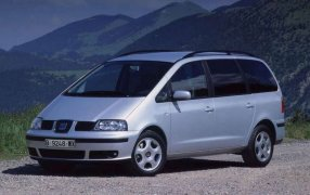 Seat Alhambra Tipo 2