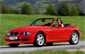 Alfombrillas BMW Z3 (E36/7).