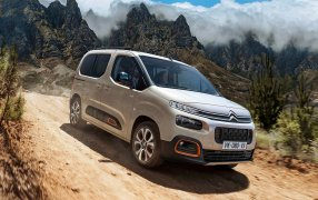 Citroen Berlingo Multispace Tipo 4