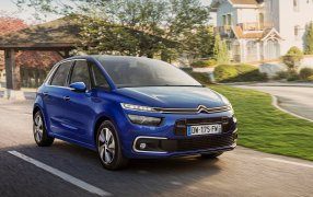 Citroen C4 Picasso Tipo 2 Facelift