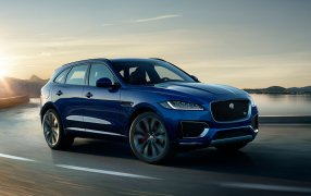 Alfombrillas Jaguar F-Pace