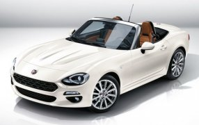 Alfombrillas Fiat 124 Spider.