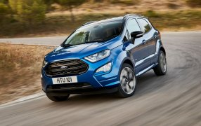 Ford EcoSport Tipo 2