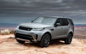 Landrover Discovery  Tipo 5