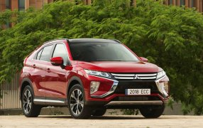 Alfombrillas Mitsubishi Eclipse Cross