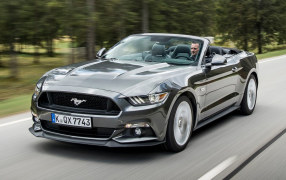 Alfombrillas Mustang Type 3