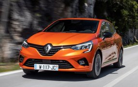 Renault Clio Tipo 6