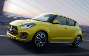 Suzuki Swift Tipo 4