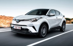 Alfombrillas Toyota C-HR