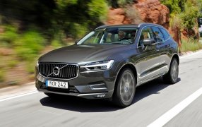 Volvo XC60  Tipo 2