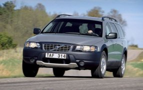 Volvo XC70 Tipo 2