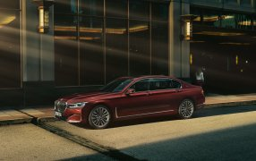 BMW Serie 7 G12 Facelift