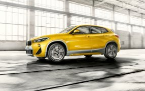 Alfombrillas BMW X2.