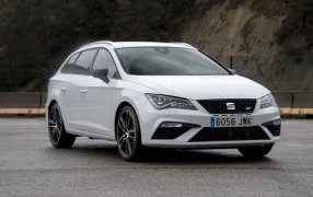 Seat Leon Tipo 5 Facelift