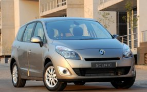Renault Scenic Tipo 3