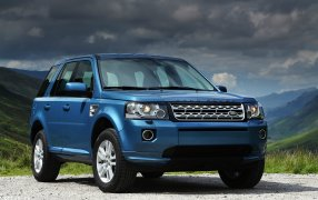 Alfombrillas Freelander Tipo 4