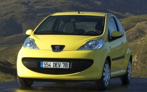 Peugeot 107 Tipo 1